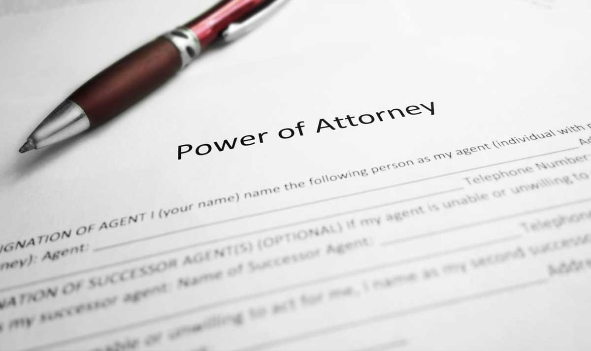 What is the Purpose of a Power of Attorney?