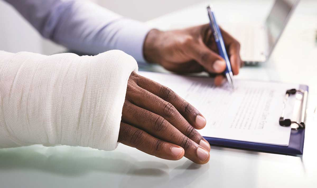 Free Domestic Assistance fro Injured Workers