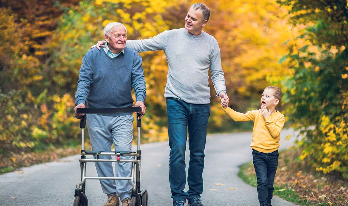 What is an enduring guardianship