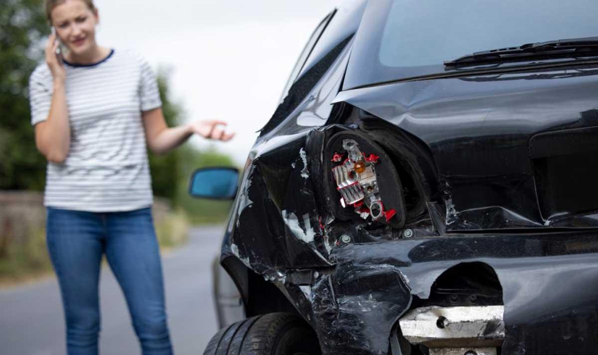 Car Damaged Not Insured