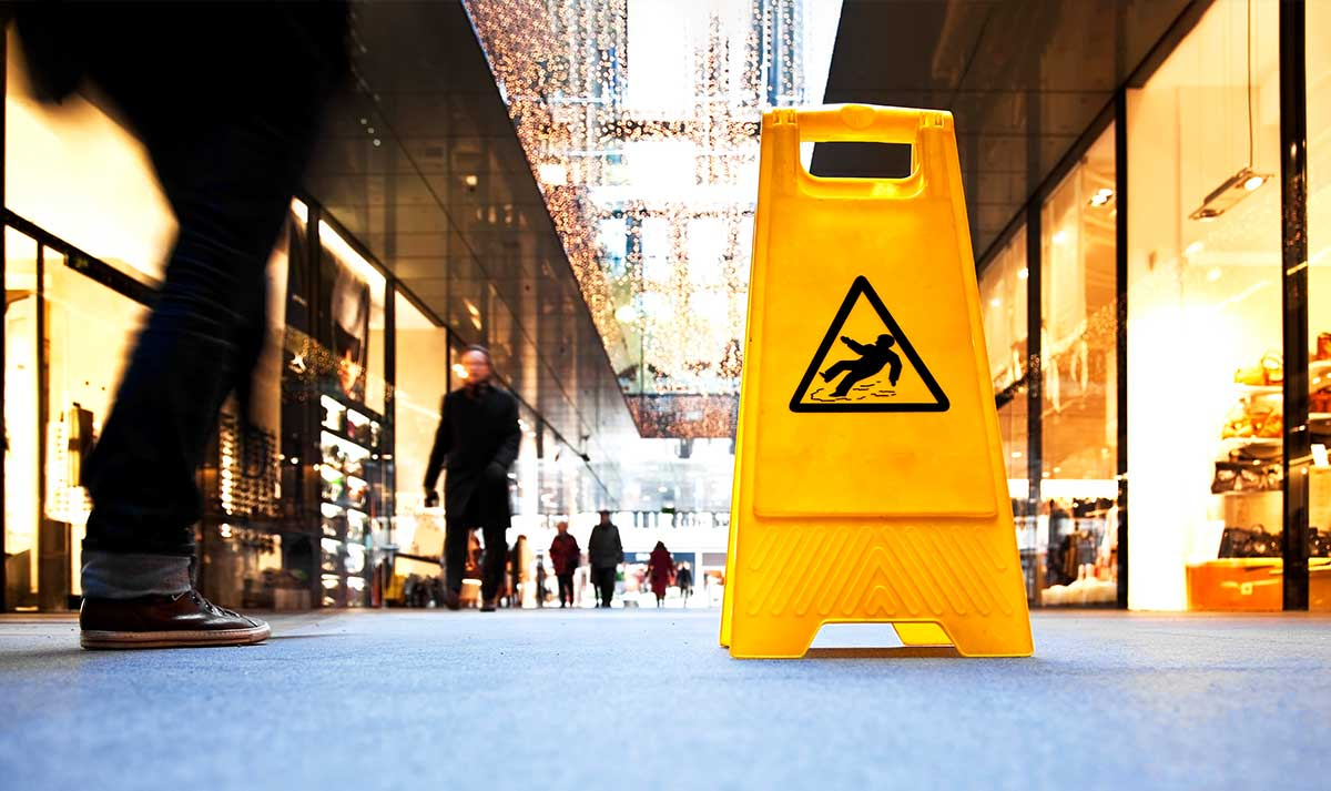 Slip and Fall Public Liability