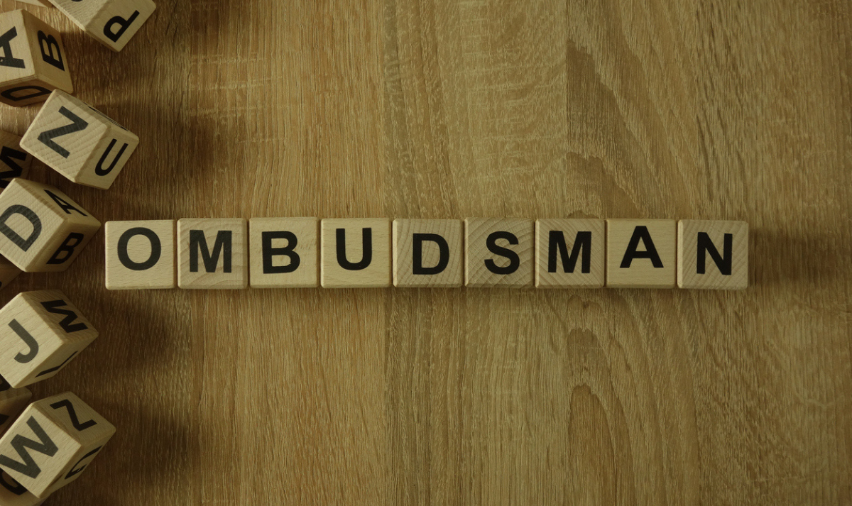 Complaint to ombudsman